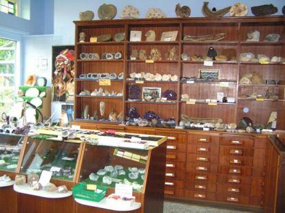 mineralen winkel